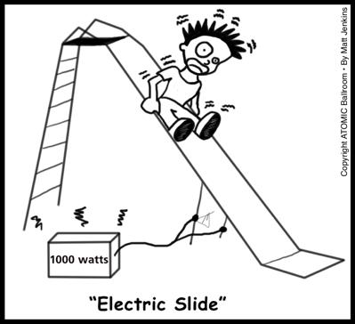 """Electric Slide"""
