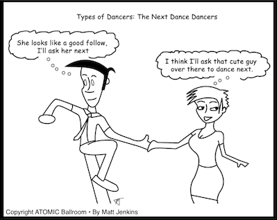 """Next Dance Dancers"""