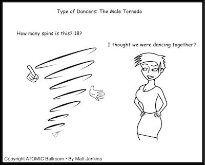 """Tornado Dancers"""
