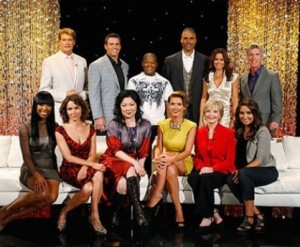 The cast of DWTS Season 11.