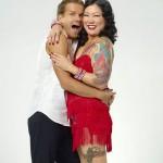 Margaret Cho & dance partner, Louis Van Amstel