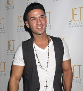 """Mike """"The Situation"""" Sorrentino - stay classy, DWTS."""