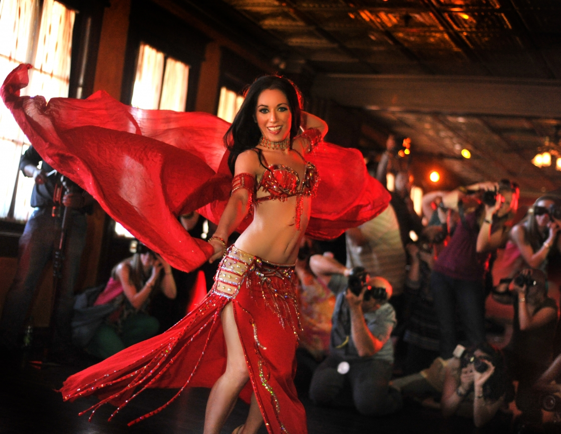 Belly Dancing | ATOMIC Ballroom | Irvine, CA in Orange County (OC)