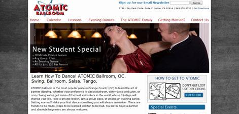 New ATOMIC Website