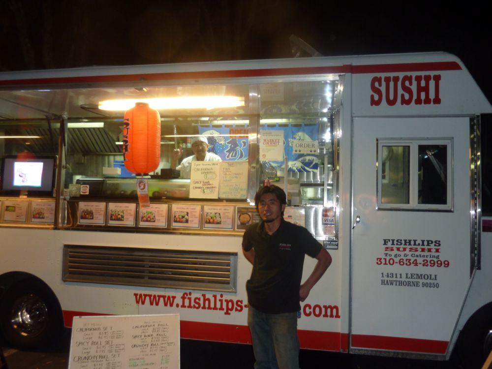 Irvine Food Trucks
