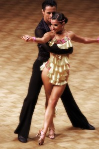 International Latin Dance now at ATOMIC.