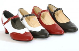 Suzy Q Bleyers for special occaisions...