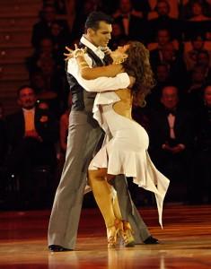 The Bolero is an American Rhythm ballroom dance.