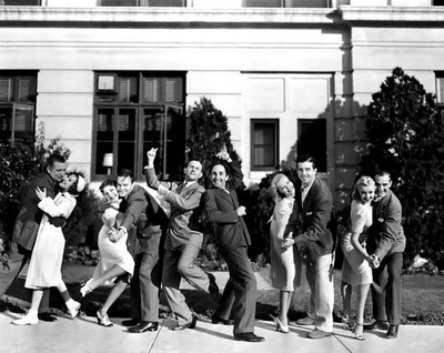 Cast of College Swing (1938)