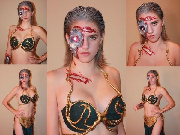 Girl halloween costume oops consider, that