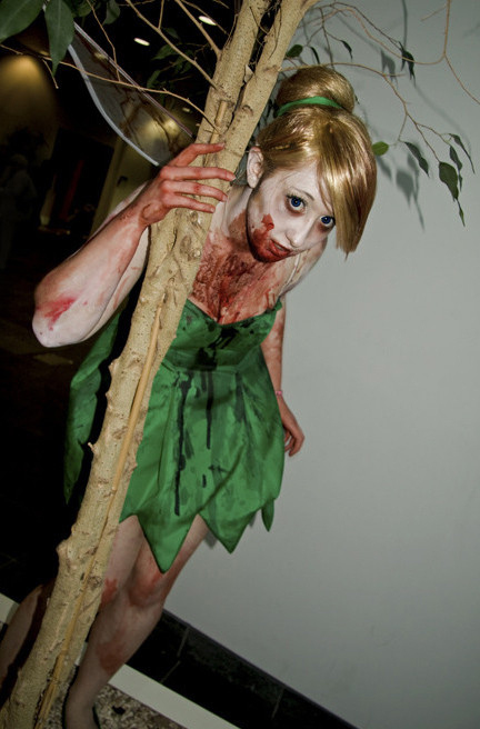 Zombie Characters Costumes