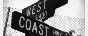 West Coast sign