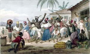 1st Samba fandango