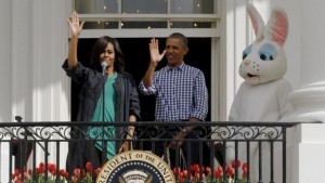 Obama and the first lady say they might dance the Whip and the Nae Nae as they preside over the annual Easter Egg Roll at the White House in Washington