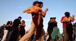 open air tango