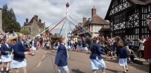 May Day dance Sussex
