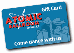 Get Your ATOMIC Holiday Gift Cards Today!